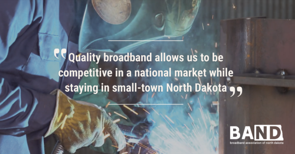 BAND Quality Broadband Quote