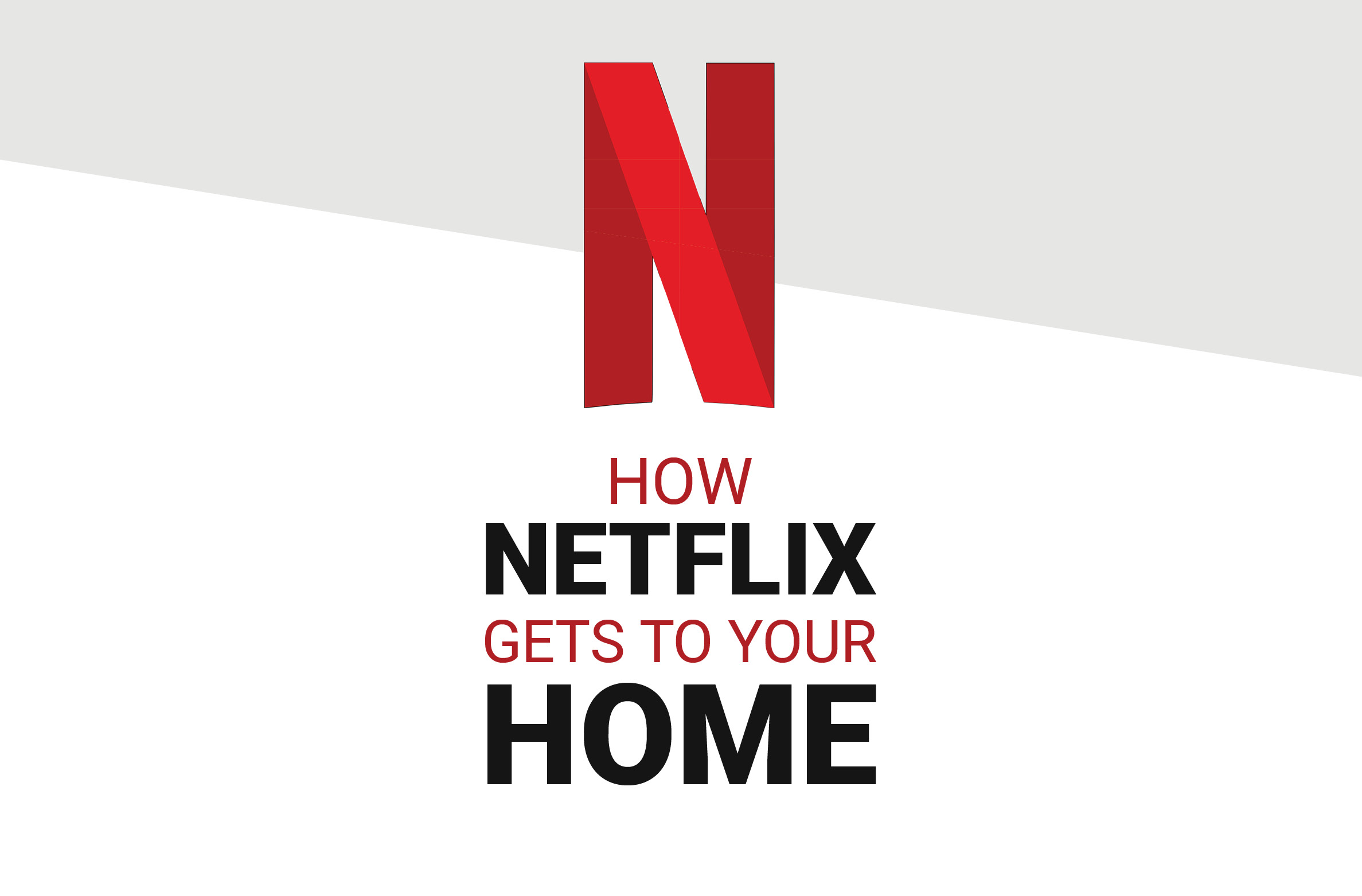 How Netflix Gets to your Home - BAND