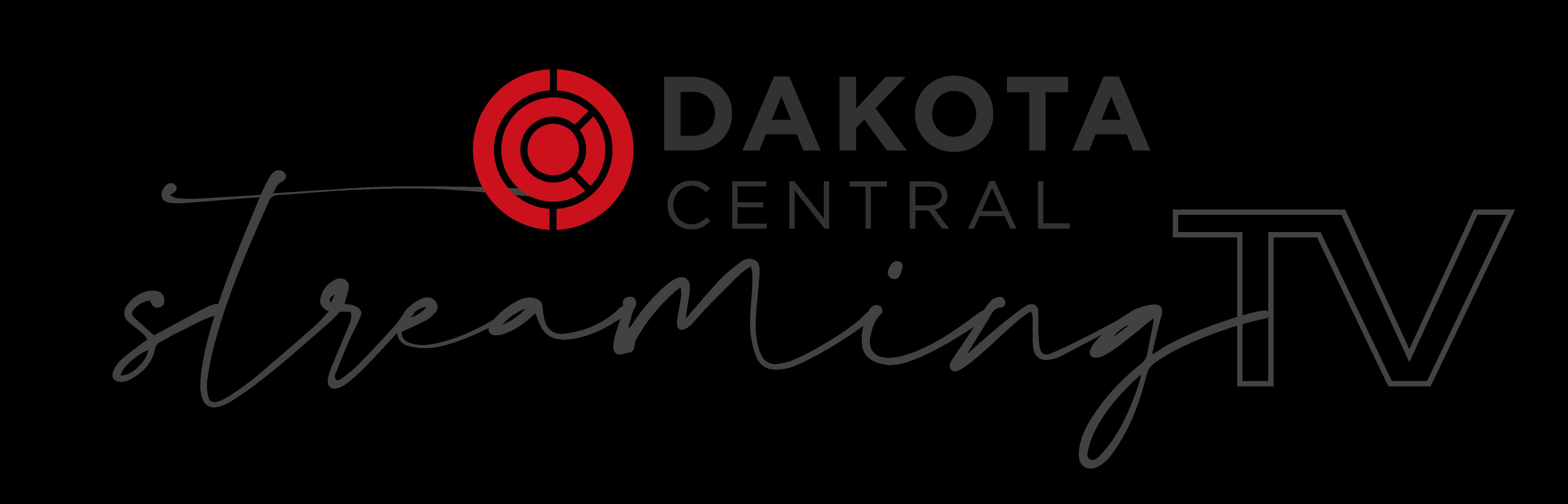 Dakota Central Streaming TV Logo