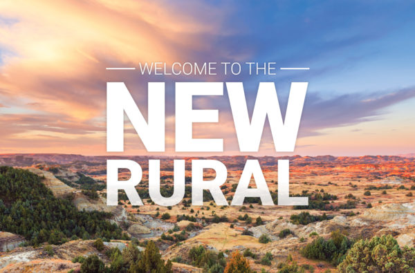 BAND-Welcome to the New Rural
