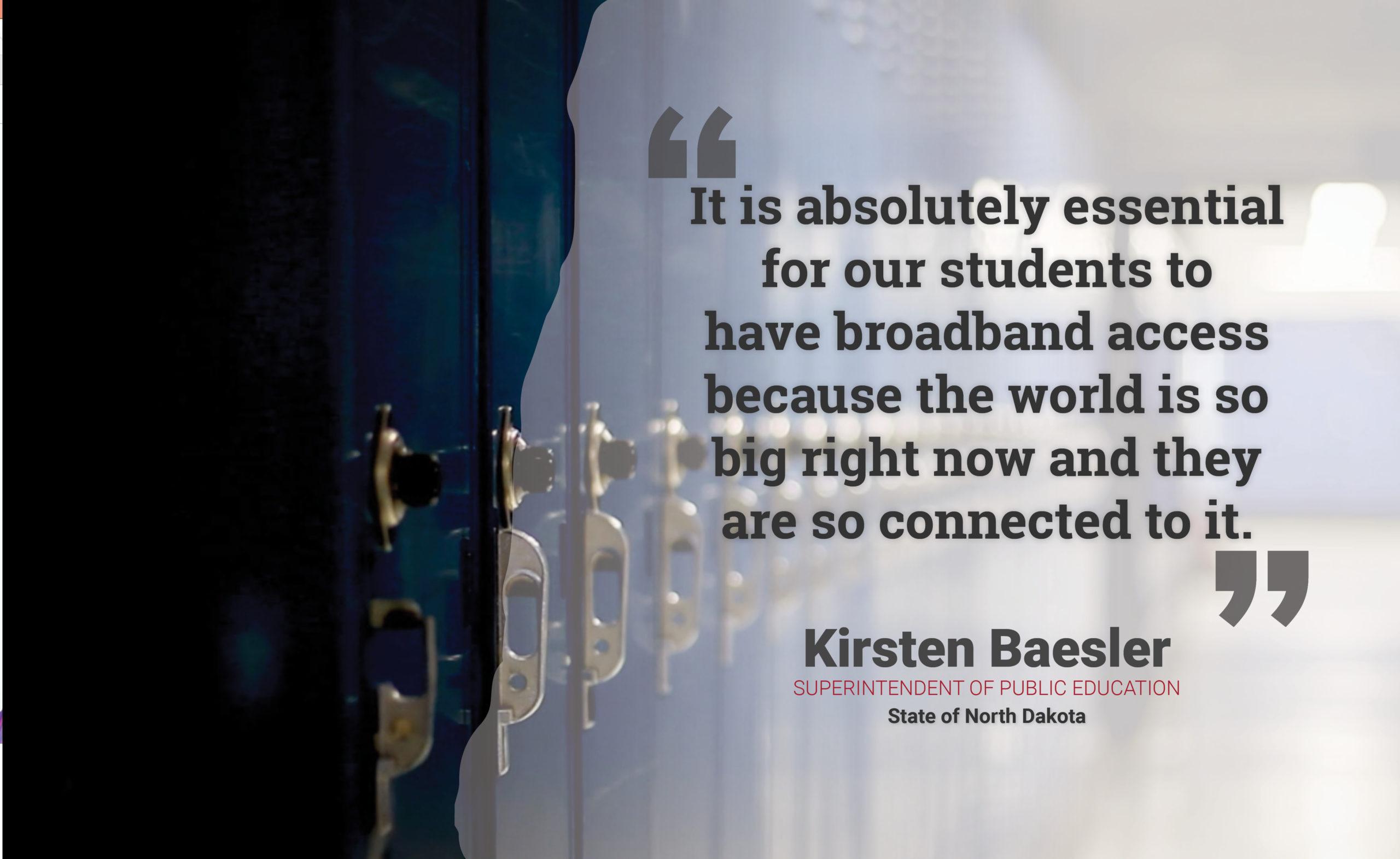 Kirsten Baesler quote